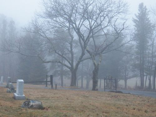 Haunted Graveyard 3