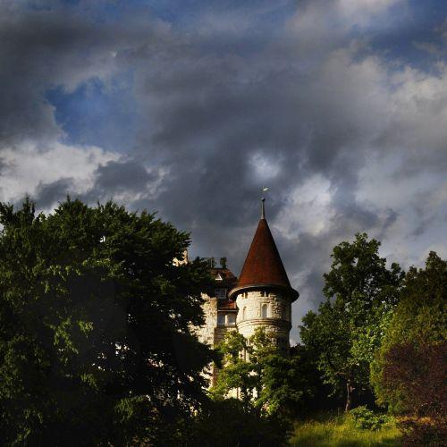 haunted house castle schaffhausen