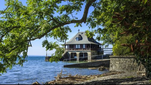 haus am see lake constance on the water