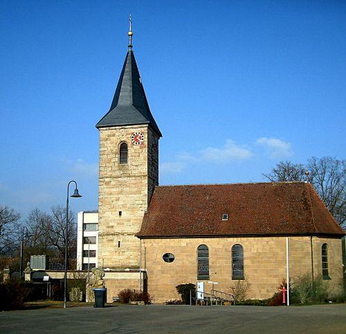 hausen,Šv. Volfgano bažnyčia,pastatas,garbinimo namai,bažnyčia,katalikų,katalikų bažnyčia,architektūra