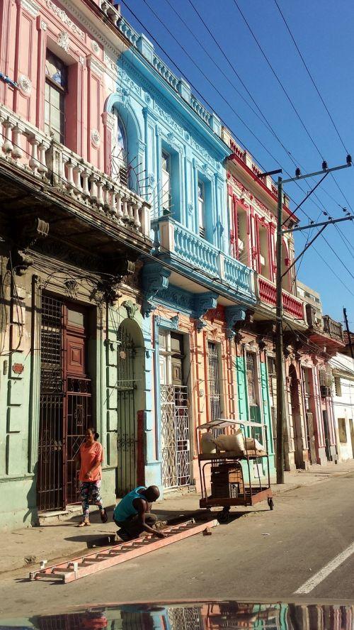 havana cuba houses