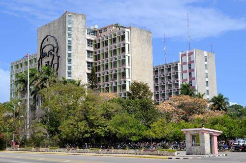 havana cuba revolution square