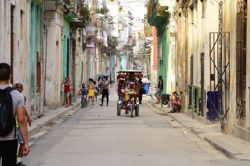 havana back street