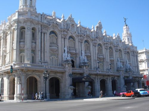 havana theatre cuba