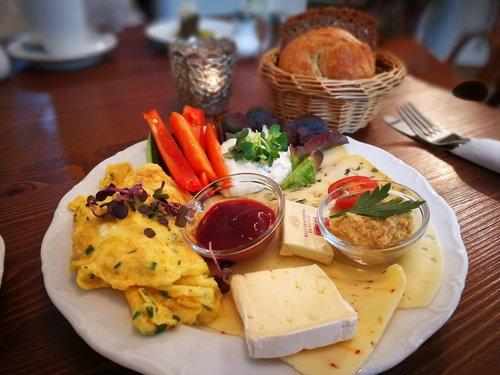 have breakfast  breakfast  food