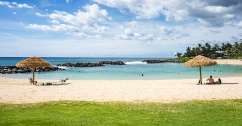 hawaii beach ko olina resort