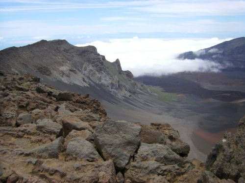 hawaii crater hawaiian
