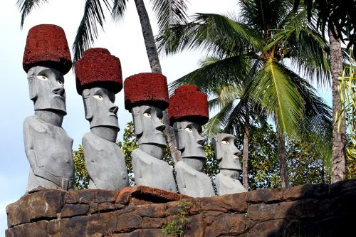 hawaii statue oahu