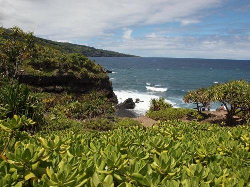 hawaii maui beach