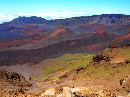 hawaii maui volcano