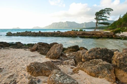 hawaii beach oahu
