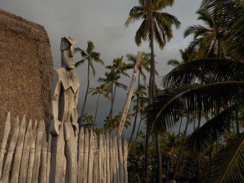hawaii totem tribal