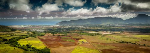 hawaii panorama island