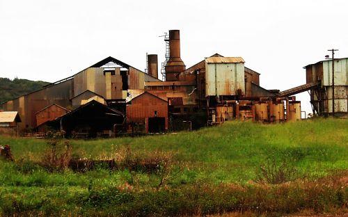 hawaii kauai sugar mill