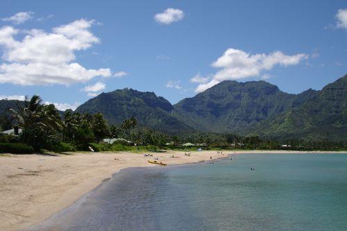 hawaii beach paradise