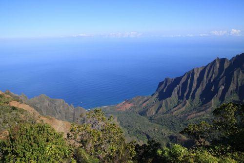 hawaii kauai kalalau