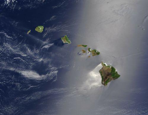 hawaii islands island chain