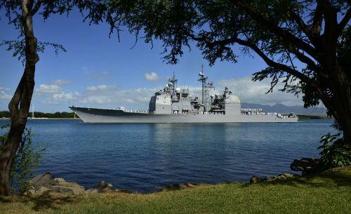 hawaii ship battleship