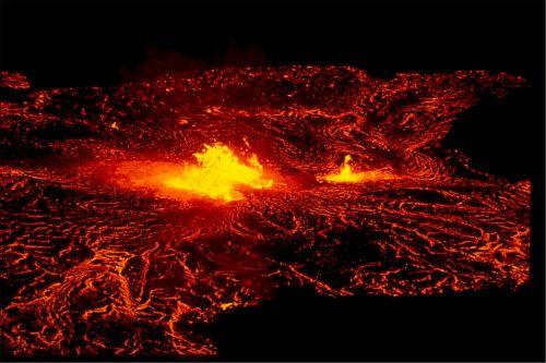 hawaii volcanoes national park hawaii