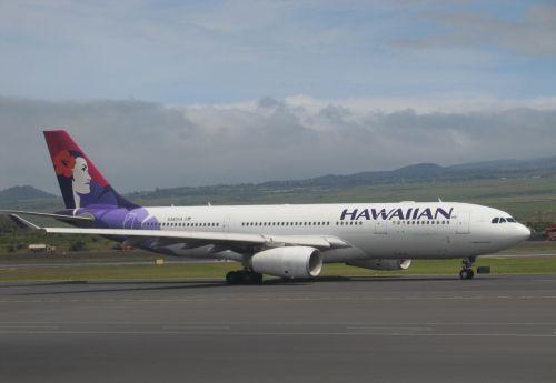 Hawaiian Jet