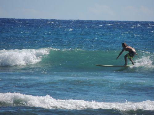 Hawaiian Surfer 1