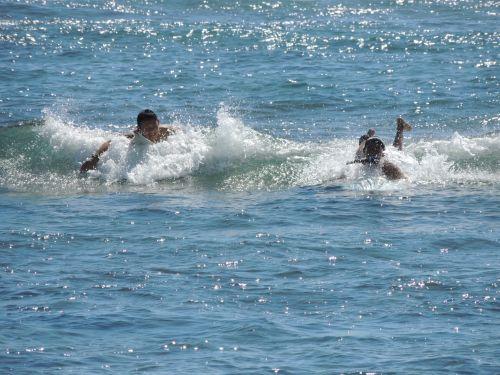 Hawaiian Surfer 3