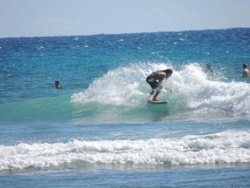 Hawaiian Surfer 5