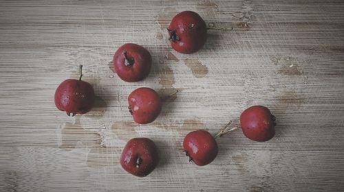 hawthorn acid fruit