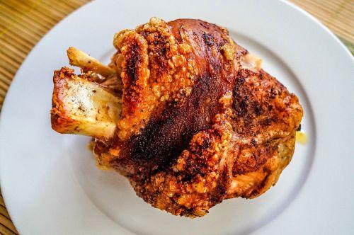 haxe pork knuckle roast leg of pork