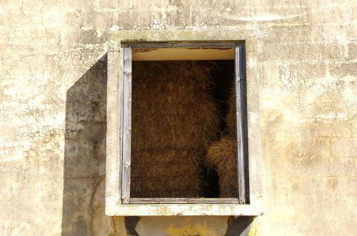 Hay Barn Window