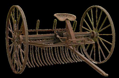 hay tedders windrower computing