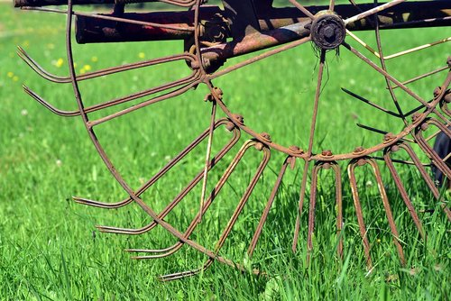hay tedders  agriculture  rural