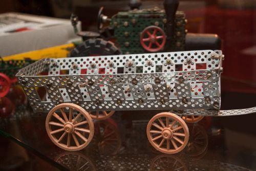hay wagon toys trix