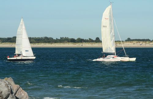 hayling island sailing yacht