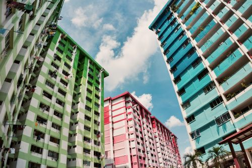 hdb landscape housing