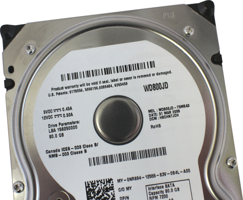 hdd the harddrive storage