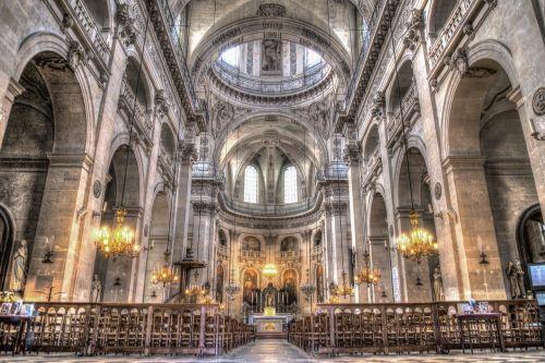 hdr church catholic
