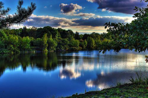 hdr nature landscape