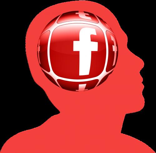 head circle facebook