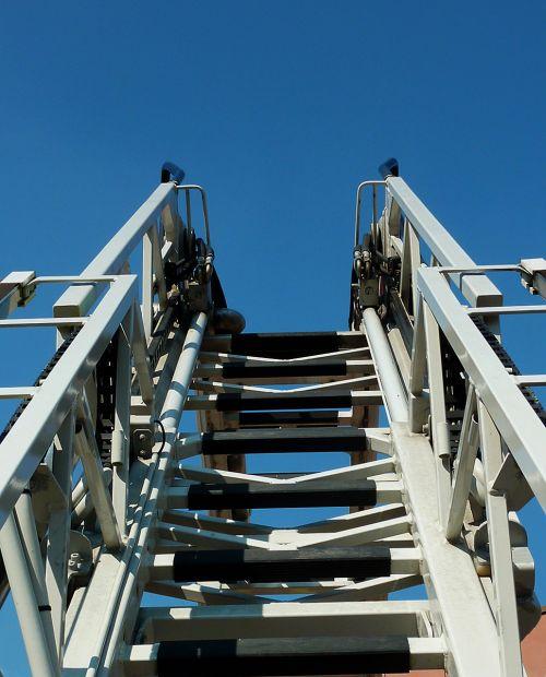 head ladder fire