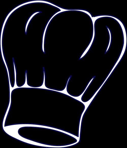 head chef hat