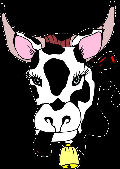 head cow bell