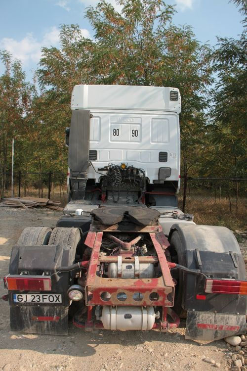 head iveco power
