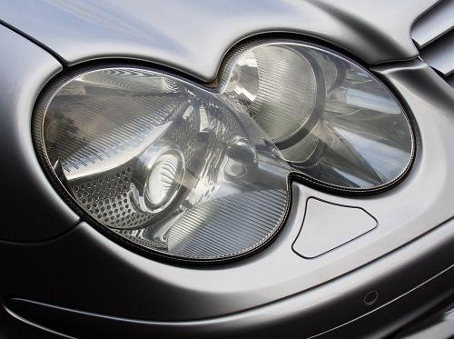headlight mercedes c
