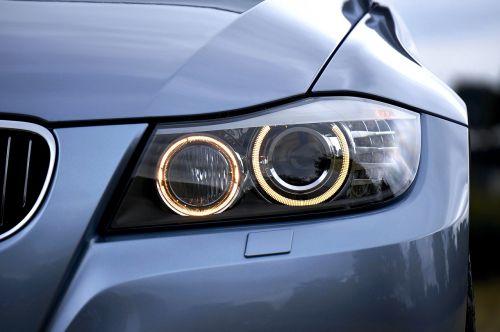 headlight bmw auto