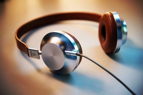 headphones music song