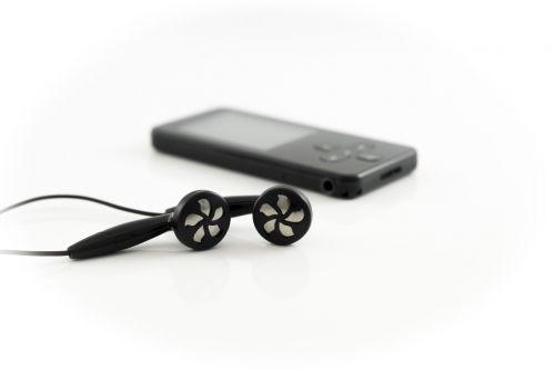 headphones in-ear mp3