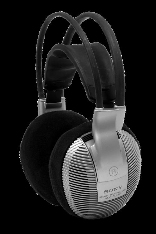 headphones music sony