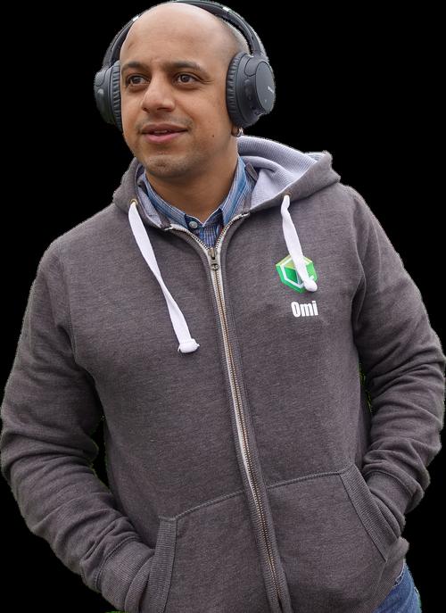 headphones  adult  man