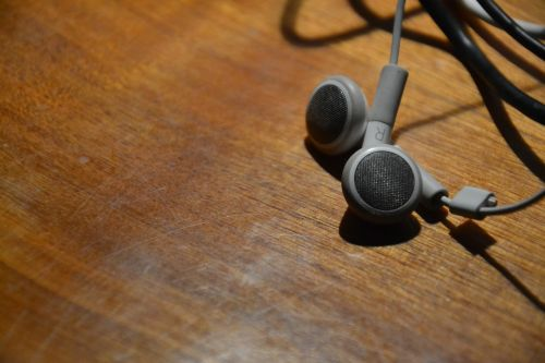 headphones music sound